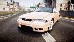 Nissan Skyline R33 GT-R V.spec 1995