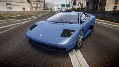 Pegassi Infernus GTA V Style for GTA 4