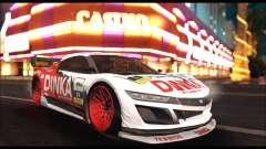 Dinka Jester Racear (GTA V) for GTA San Andreas