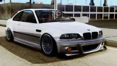 BMW M3 E46 Sport PG for GTA San Andreas