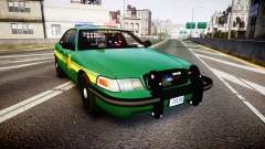 Ford Crown Victoria Sheriff [ELS] green