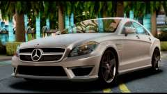 Mercedes-Benz CLS 63 AMG 2010 for GTA San Andreas
