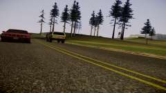 Fourth Road Mod for GTA San Andreas