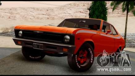 Chevrolet Series 2 1973 for GTA San Andreas