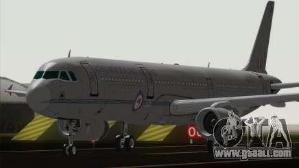 Airbus A321-200 Royal New Zealand Air Force for GTA San Andreas