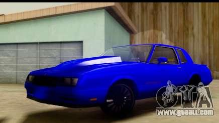Chevy Monte Carlo for GTA San Andreas