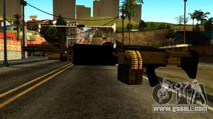 Combat MG from GTA 5 for GTA San Andreas