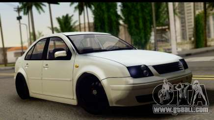 Volkwagen Jetta Mk4 for GTA San Andreas