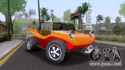 Volkswagen Dune Buggy 1975 for GTA San Andreas