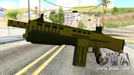 Assault Shotgun from GTA 5 for GTA San Andreas