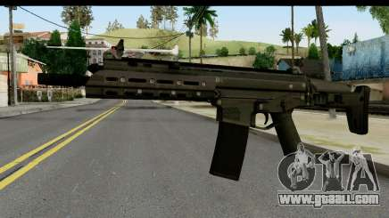 SCAR from from State of Decay for GTA San Andreas