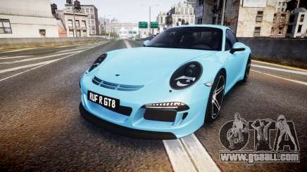 RUF RGT8 2014 for GTA 4