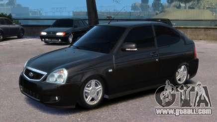 Lada 2172 for GTA 4