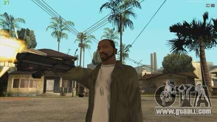MP7 from Killing floor for GTA San Andreas