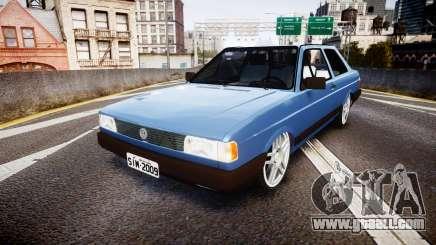 Volkswagen Voyage 1990 for GTA 4