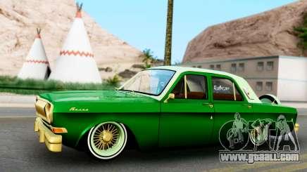 GAZ 24 Volga for GTA San Andreas