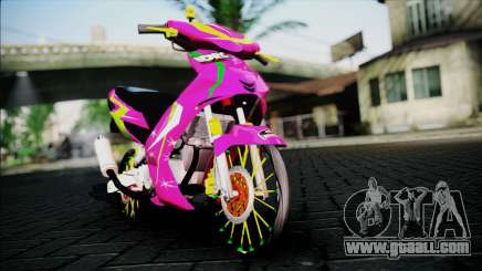 Jupiter Mx for GTA San Andreas