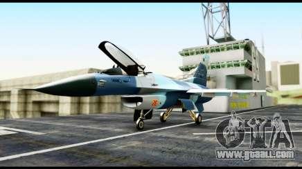 F-16 Aggressor Alaska for GTA San Andreas