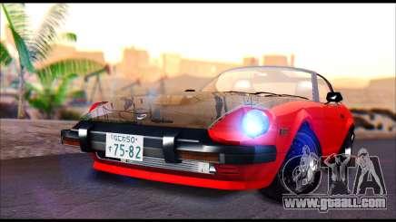 Nissan S130 for GTA San Andreas