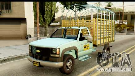 Chevrolet Truck 1995 for GTA San Andreas
