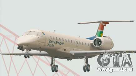 Embraer ERJ-135 South African Airlink for GTA San Andreas