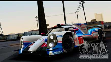 Toyota TS040 Hybrid 2014 for GTA San Andreas