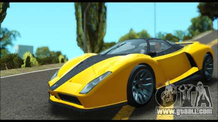 Grotti Cheetah v3 (GTA V) (IVF) for GTA San Andreas
