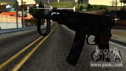 New Tec9 for GTA San Andreas