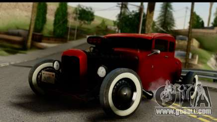 Smith 34 Hot Rod for GTA San Andreas