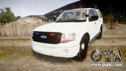 Ford Expedition West Virginia State Police [ELS] for GTA 4