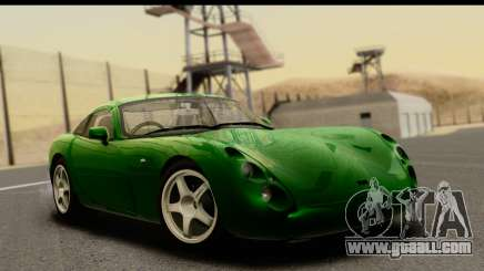TVR Tuscan S 2001 for GTA San Andreas