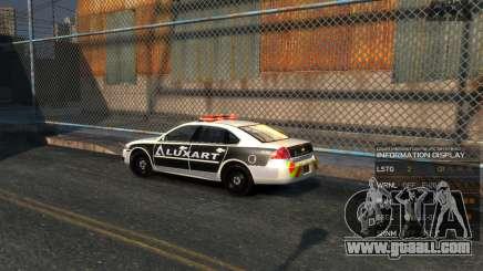 Emergency Lights System v8 [ELS] for GTA 4