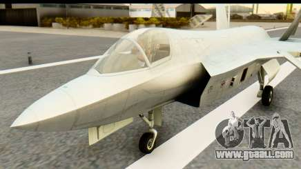 F-35B Lightning II Hatsune Miku Version for GTA San Andreas
