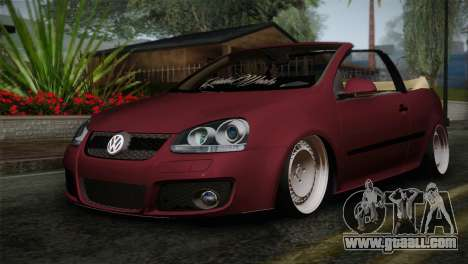 Volkswagen Golf 5 for GTA San Andreas