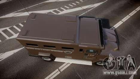 GTA V Brute Police Riot for GTA 4