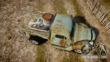 GTA V Bravado Rat-Loader rust for GTA 4 right view