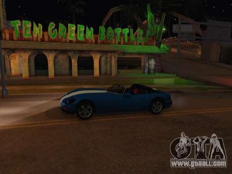 Natural Life ENB for Medium PC for GTA San Andreas