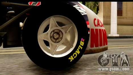 Chevrolet Series 2 Turismo Carretera Mouras for GTA San Andreas right view