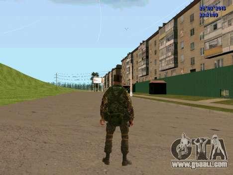 Don Cossack for GTA San Andreas fifth screenshot