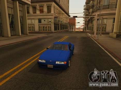 Natural Life ENB for Medium PC for GTA San Andreas second screenshot
