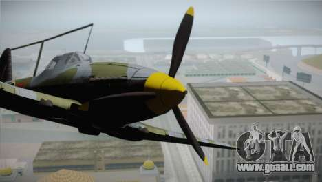 ИЛ-10 Russian Air Force for GTA San Andreas right view