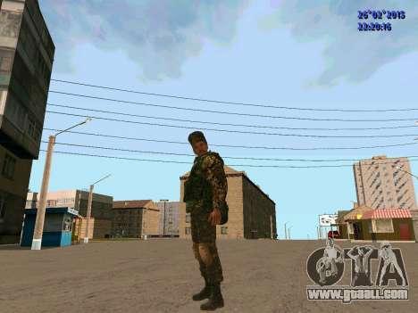 Don Cossack for GTA San Andreas third screenshot