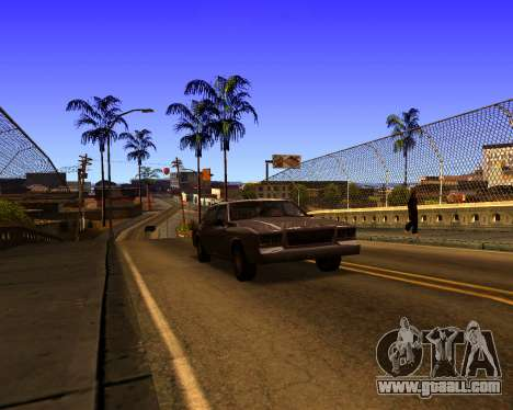 ENB v3.0.0 for weak PC for GTA San Andreas
