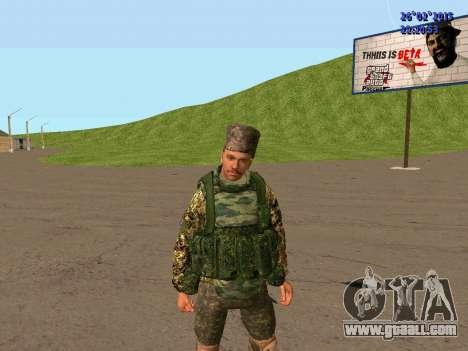 Don Cossack for GTA San Andreas forth screenshot