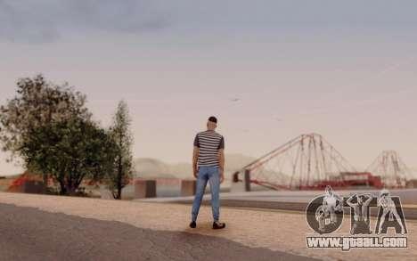 Warm Colors ENB for GTA San Andreas
