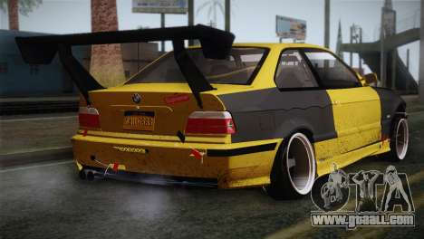 BMW E36 Drift for GTA San Andreas left view