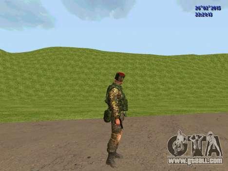 Don Cossack for GTA San Andreas sixth screenshot
