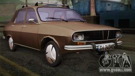 Dacia 1300 Biharia for GTA San Andreas
