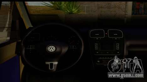 Volkswagen Caddy for GTA San Andreas