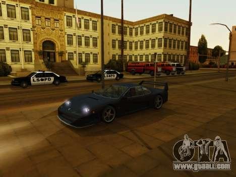 Natural Life ENB for Medium PC for GTA San Andreas seventh screenshot